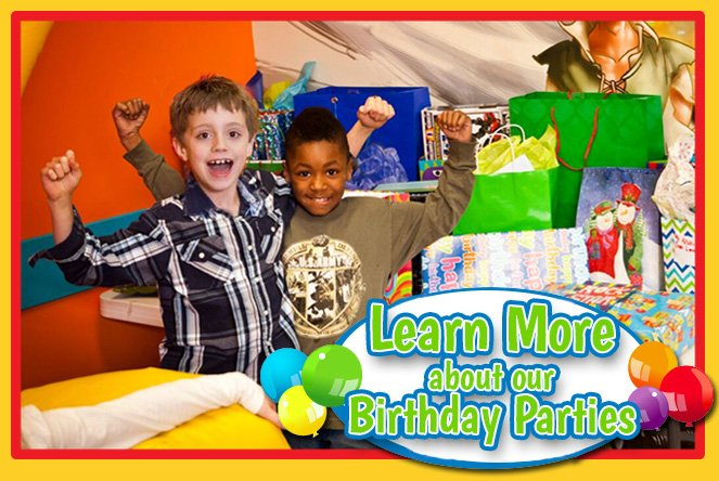 learn more about birthday parties